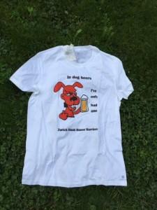 In Dog Years Shirt - CHF20